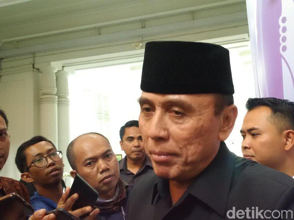 Persib Jagokan Iwan Bule Jadi Ketum PSSI