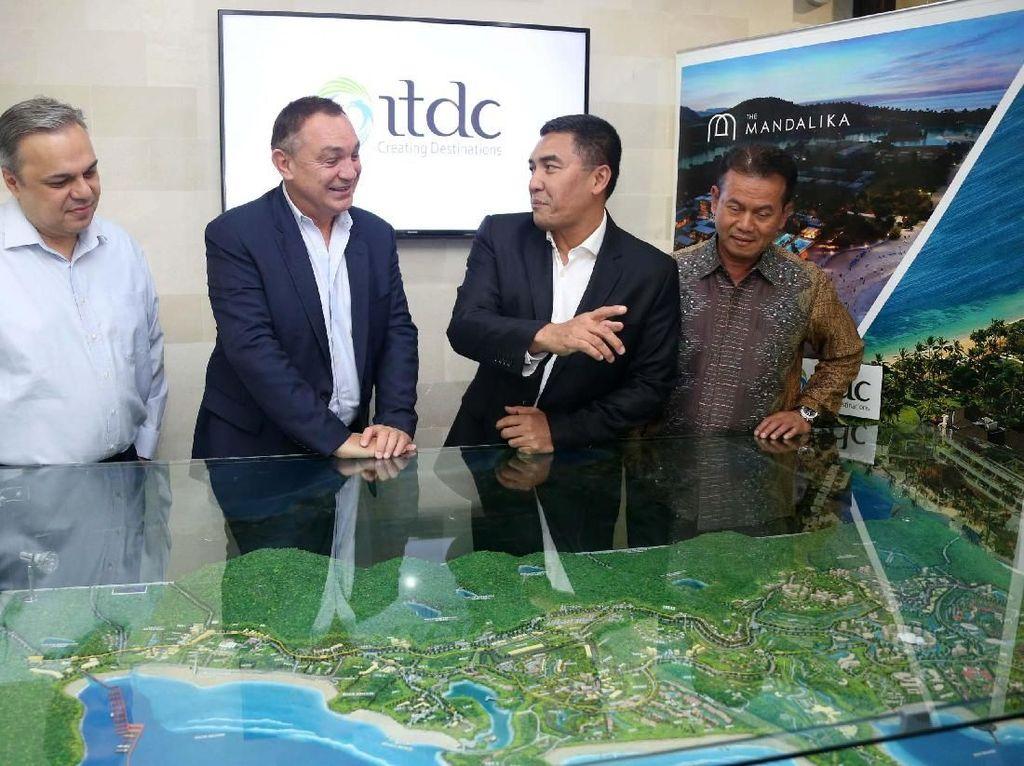 ITDC Kembangkan Distrik di Pulau Lombok