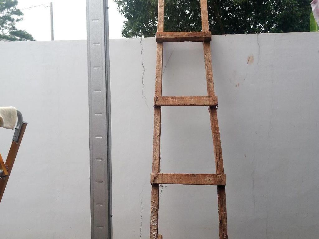 Pembobol 9 Rumah di Depok Diduga Masuk Kompleks Panjat Dinding
