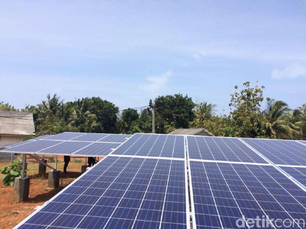 RI Bidik 157 Proyek Listrik Energi Baru Terbarukan 4.700 MW