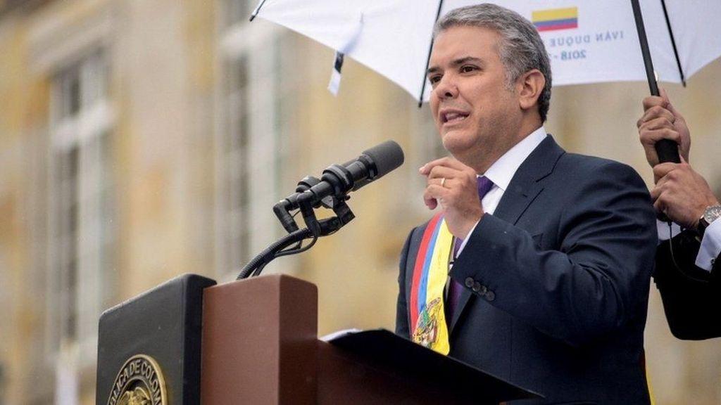 Presiden Kolombia Janji Satukan Rakyat yang Terpecah Akibat Pilpres