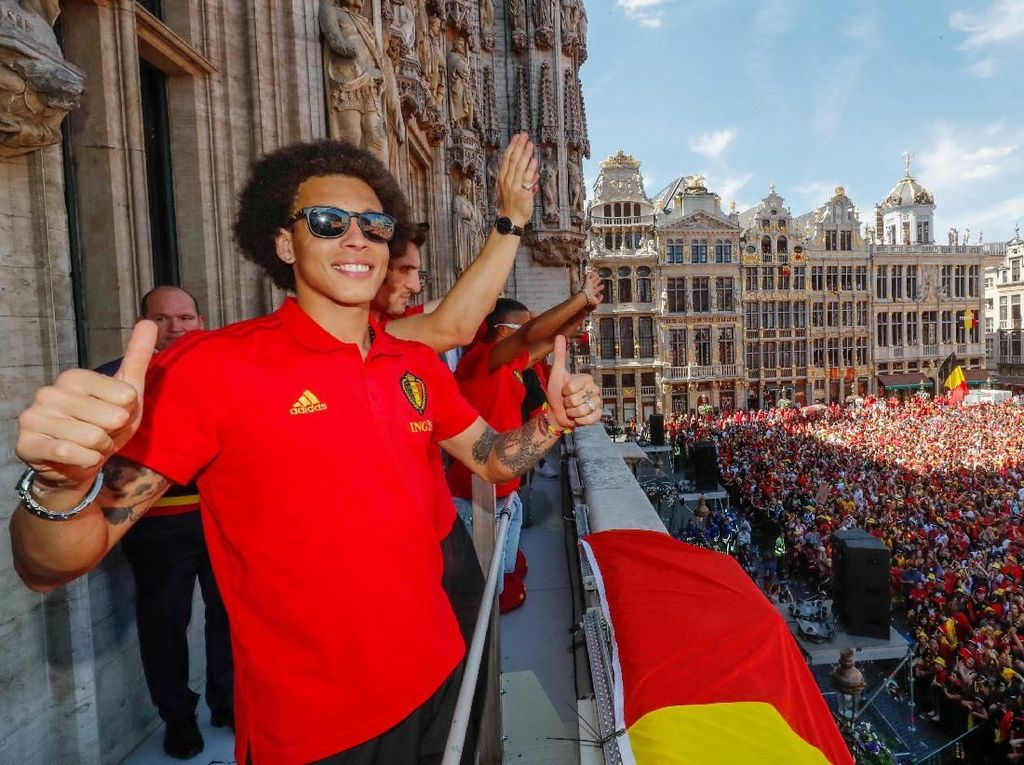 Witsel Diklaim Tolak MU Sebelum Gabung Dortmund