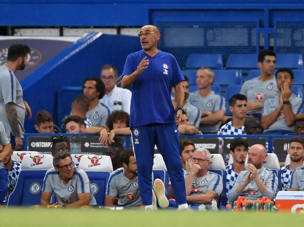 Sarri Terkesan Mourinho, tapi Lebih Klop dengan Klopp
