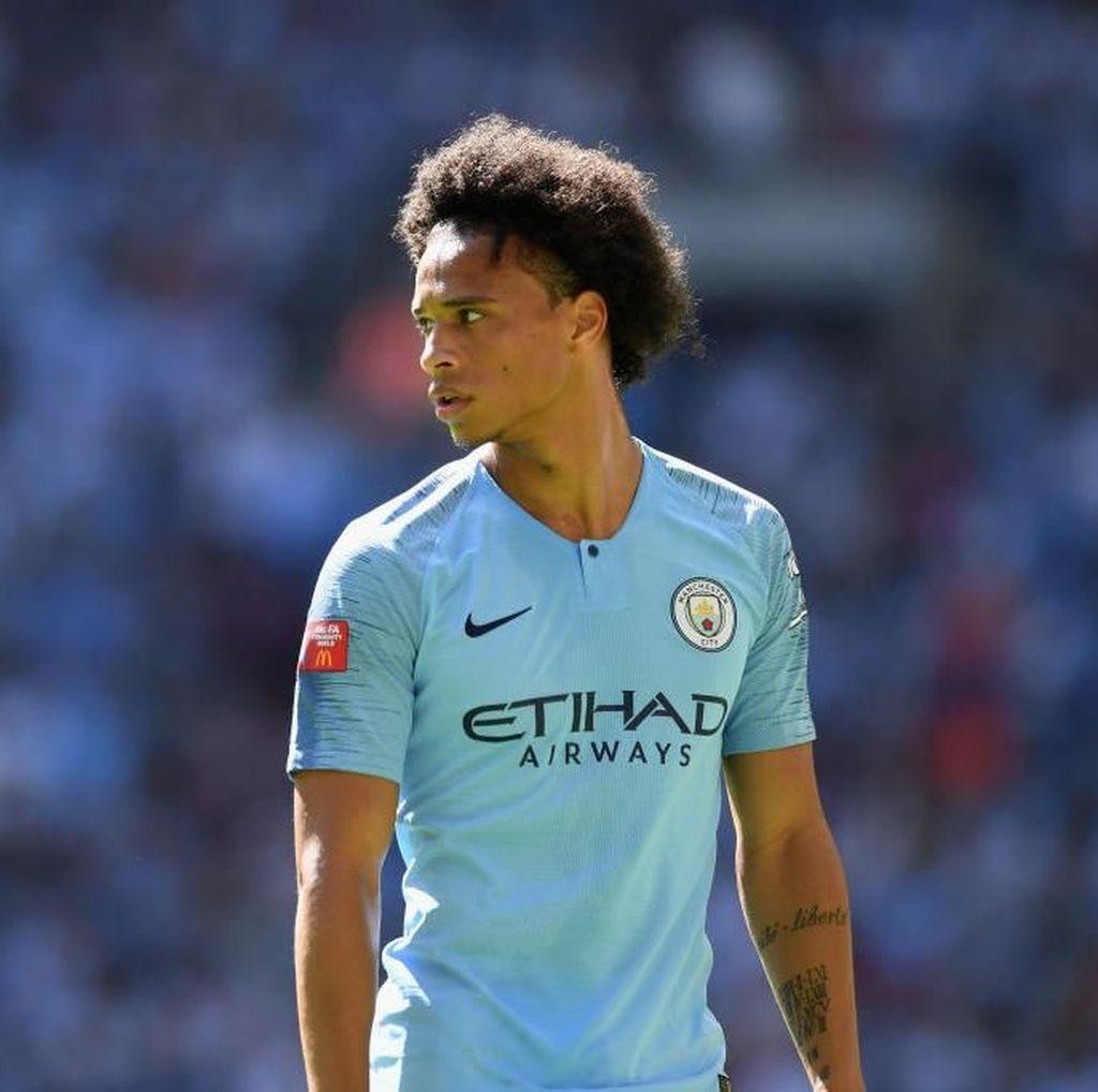 Guardiola Pastikan City Sedang Upayakan Kontrak Baru untuk Sane