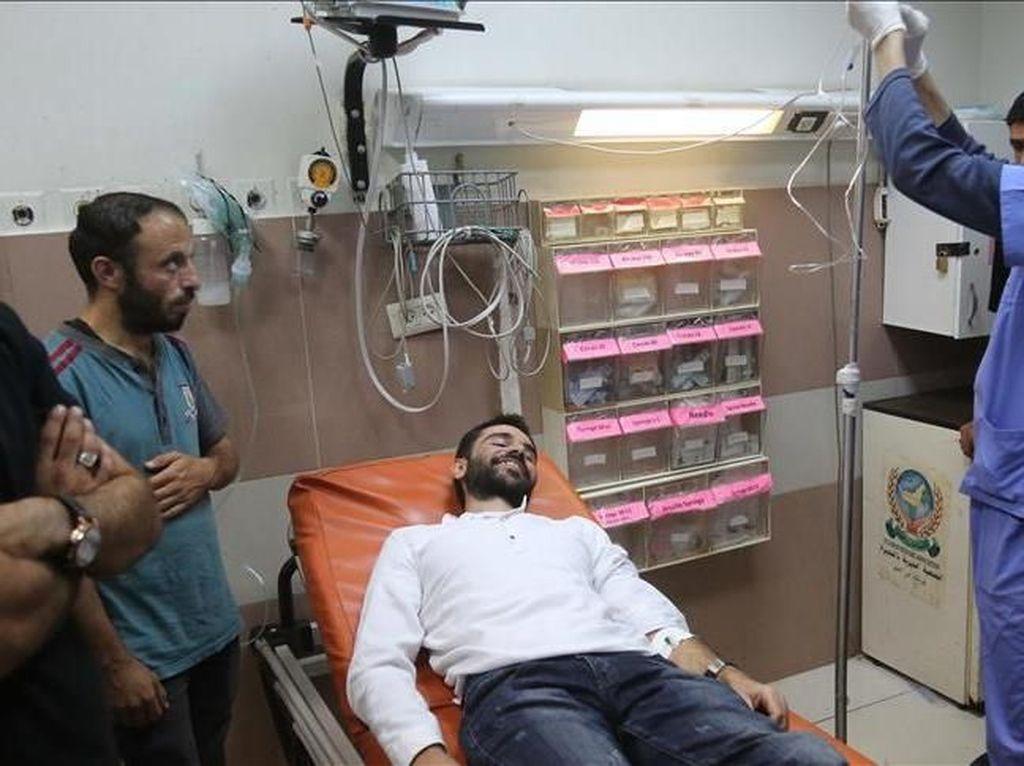 Kondisi Memburuk, Tahanan Palestina Ini Dibebaskan Israel