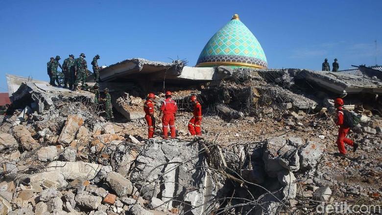 Hingga Pagi Ini, Tercatat Ada 593 Gempa Susulan di Lombok