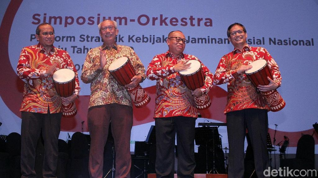 BPJS Ketenagakerjaan Gelar Simposium-Orkestra