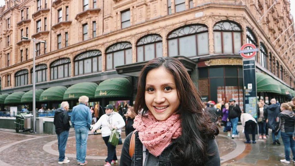 Foto: Talita Bachtiar, Adik Ipar Tasya Kamila yang Hobi Olahraga