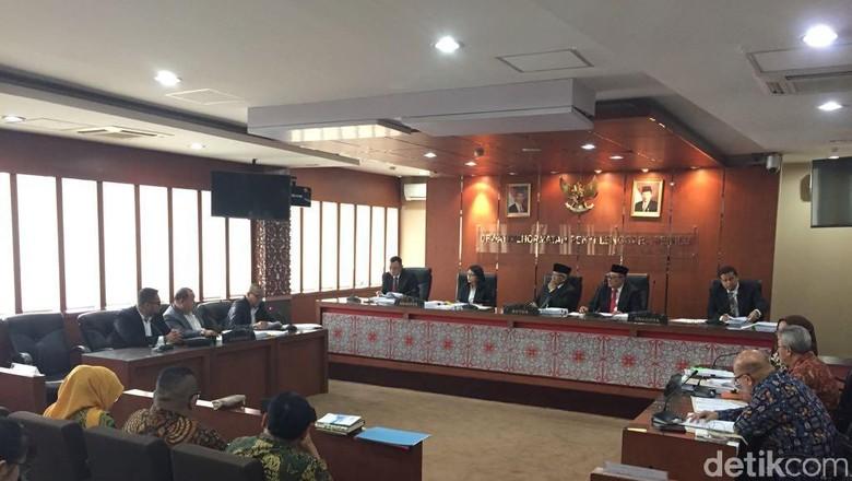 Sidang Aduan KPU Langgar Etik soal PKPU Eks Napi Korupsi Digelar