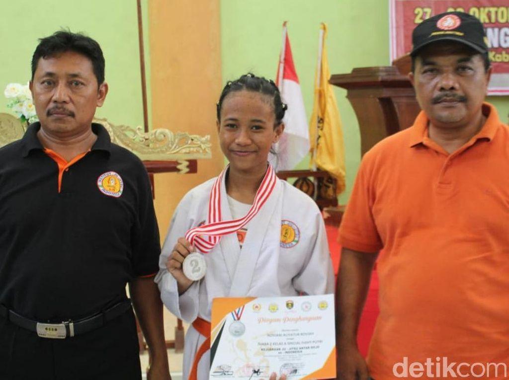 Begini Trik Atlet Jujitsu asal Lamongan Juara Provinsi dan Nasional