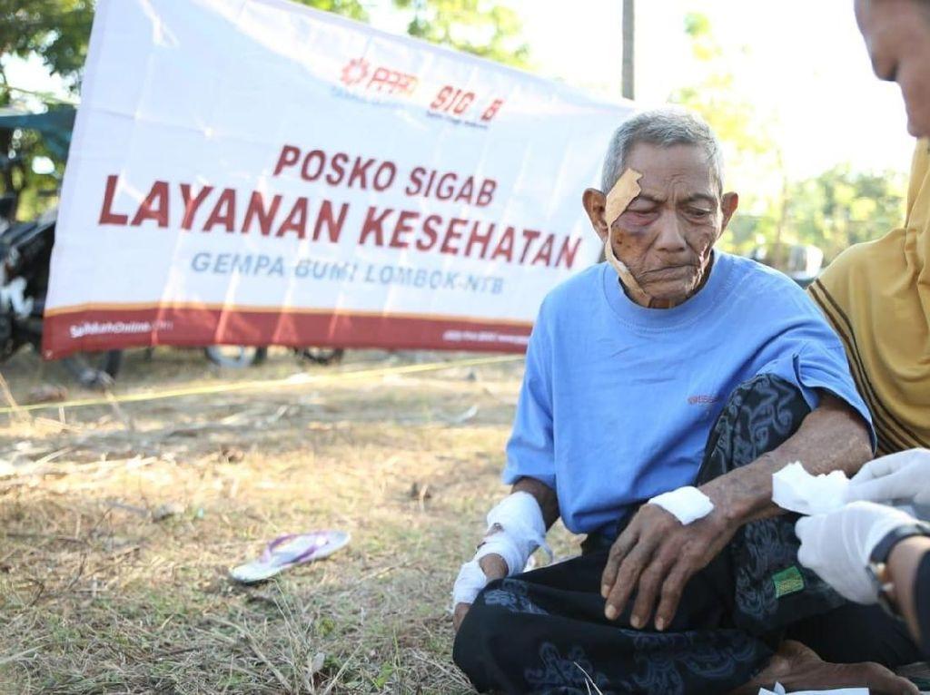 Daarul Quran Kirim Bantuan Dokter dan Hewan Kurban ke Lombok