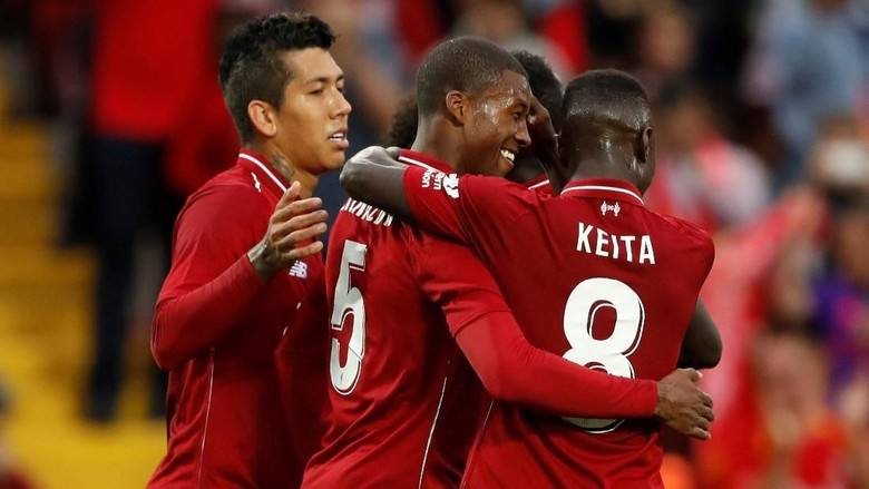 Klopp: City Masih Favorit Juara, Liverpool Underdog