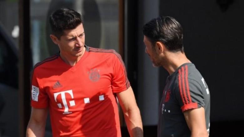Robert Lewandowski Dipastikan Bertahan di Bayern Munich
