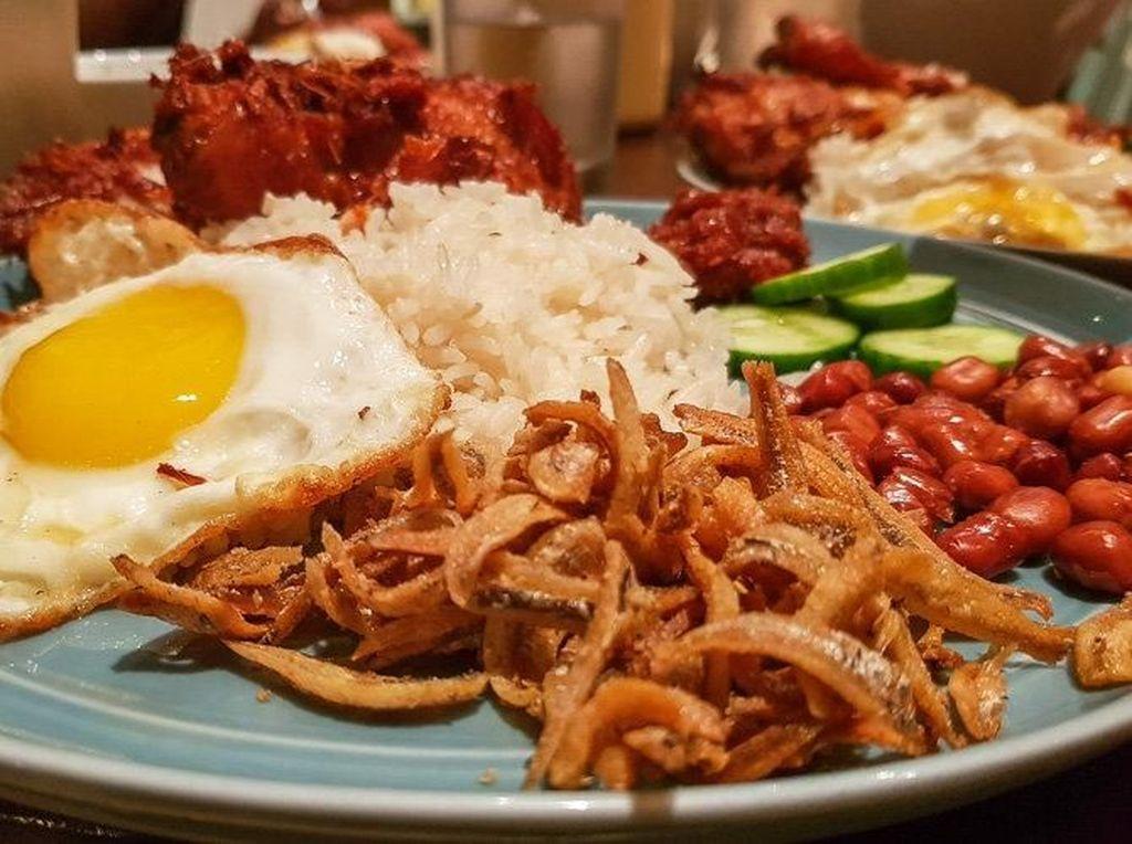 Makan Nasi Lemak Kekinian hingga Gudeg Cukup Rp 20 Ribu Saja