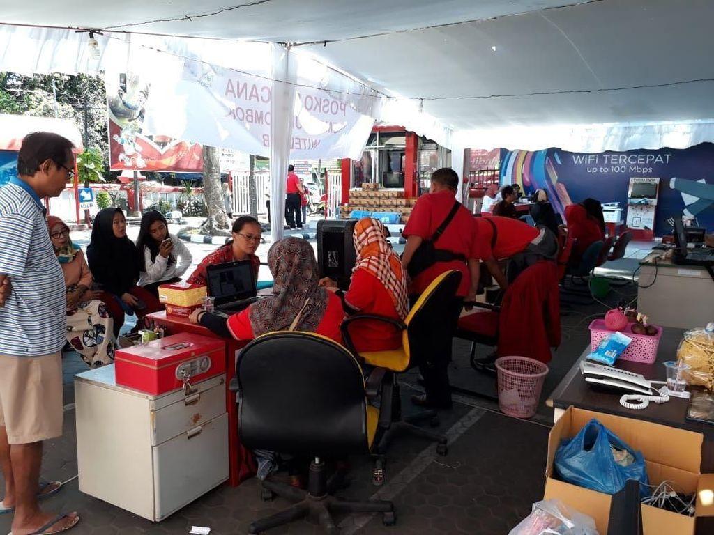 Telkom Grup Sediakan Telepon dan Internet Gratis di Lombok
