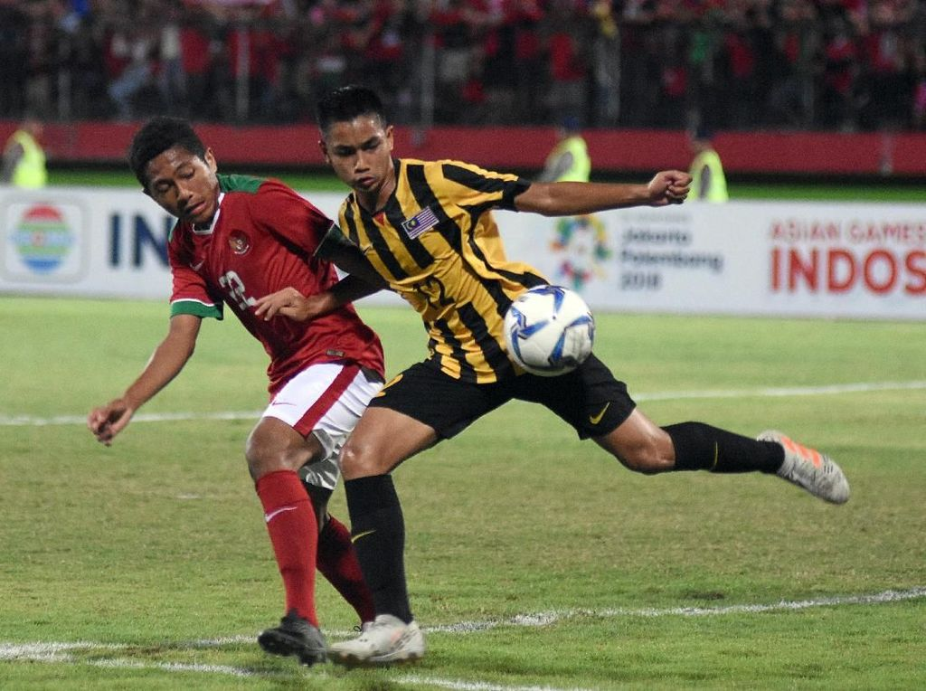 Timnas Indonesia U-16 Memang Layak Menang atas Malaysia
