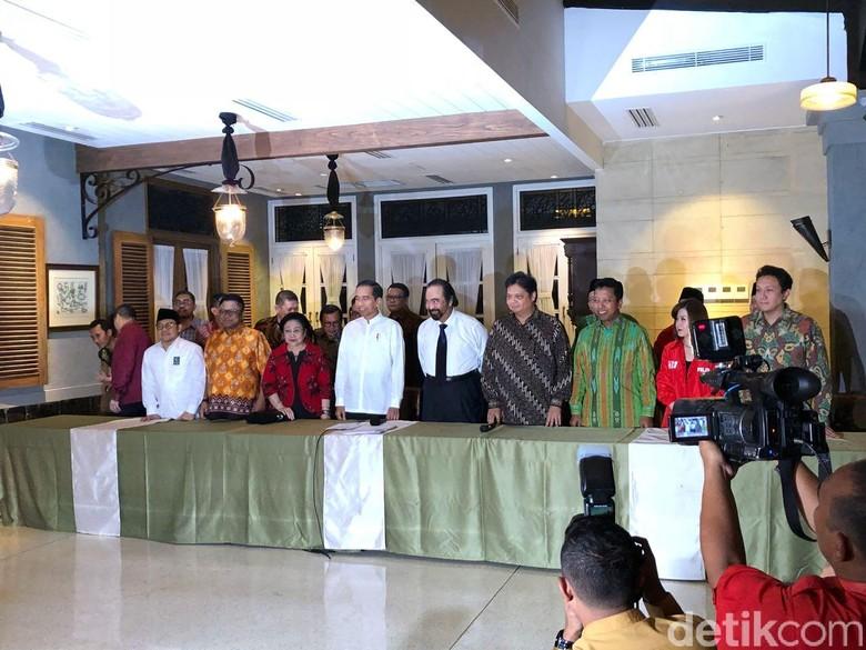 Kabar Terbaru! Jokowi Umumkan Cawapresnya, Siapakah Beliau?