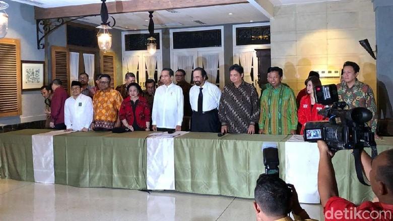 Ini Alasan Jokowi Pilih KH Maruf Amin sebagai Cawapresnya