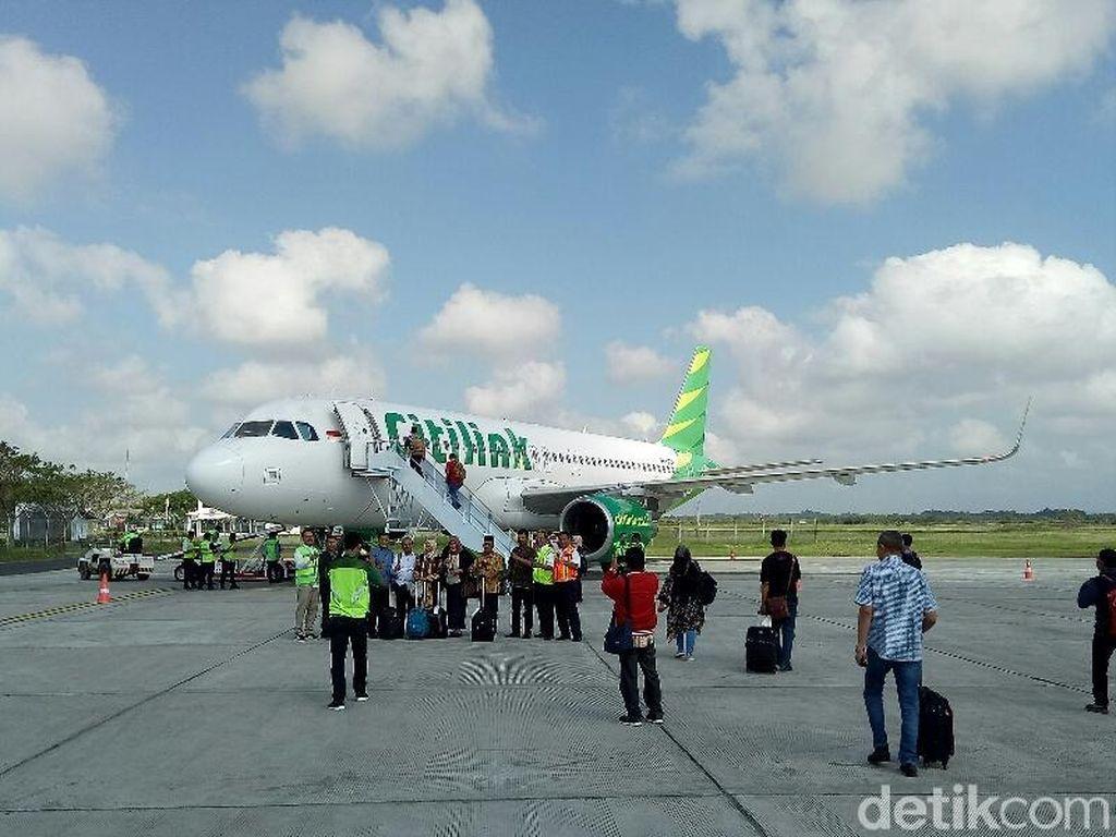 Perkuat Akses ke Destinasi Wisata, Kemenpar Gandeng Semua Airlines