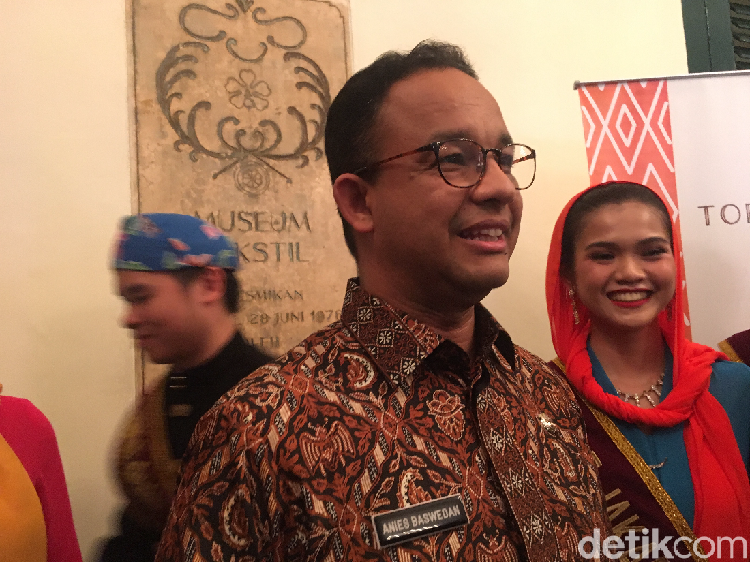 Video: Canda Anies Curhat Kerepotan Usai Ditinggal Sandi