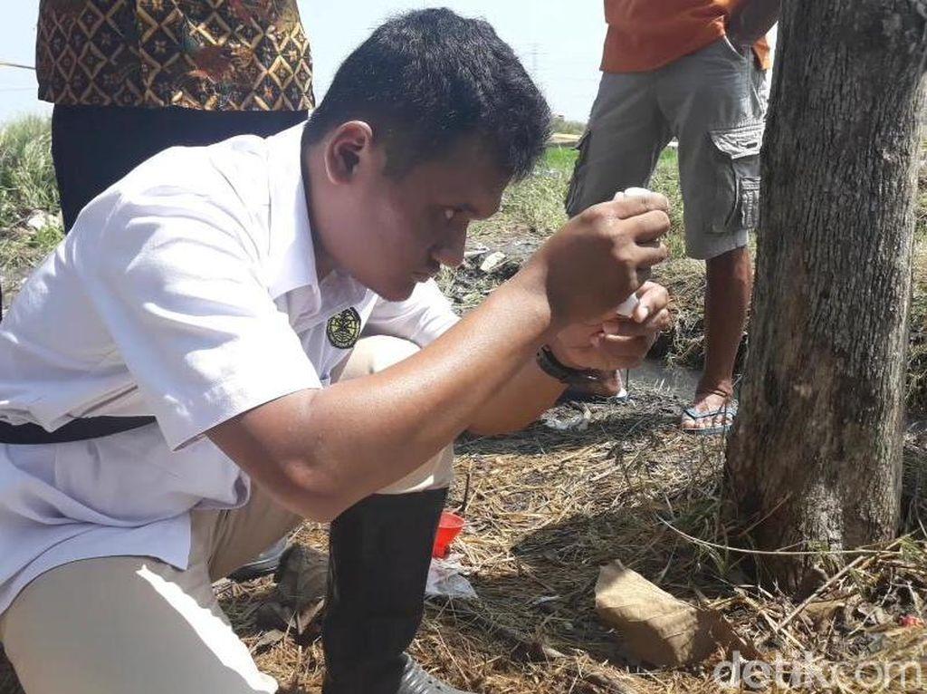 Kementerian ESDM Nyatakan Semburan Air di Ngawi Bukan Bencana