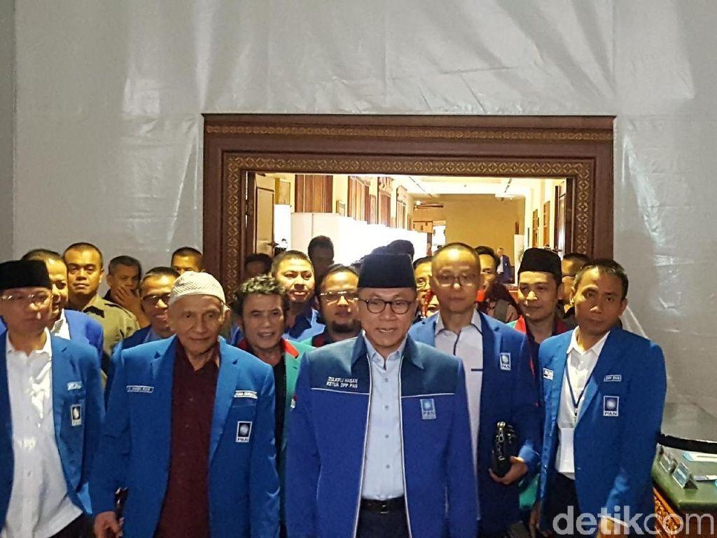 PAN Tegaskan Solid di Prabowo: Arah Koalisi Diputuskan Lewat Rakernas