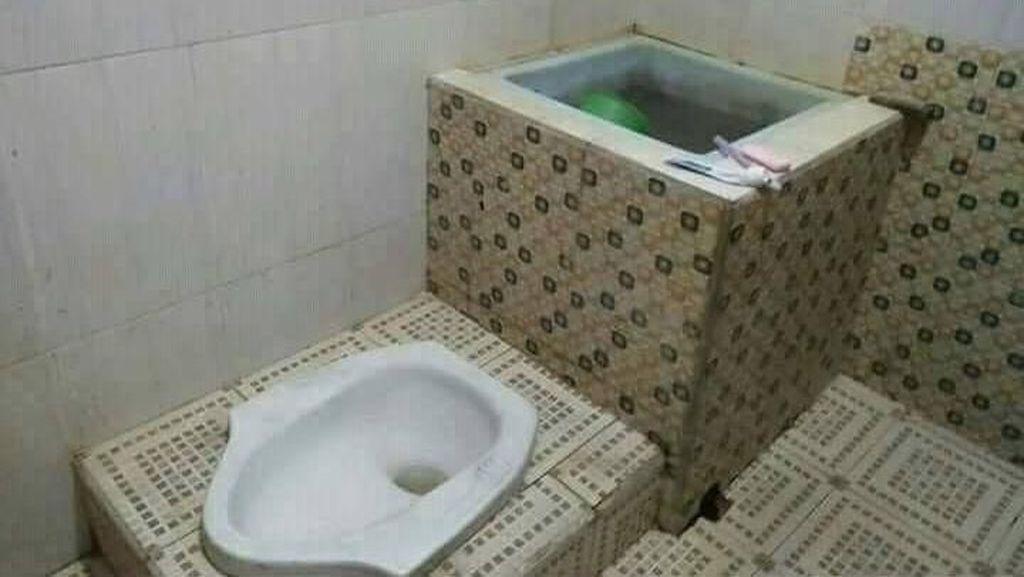 Desain Toilet Ini Viral, Netizen Bingung Bagaimana Ceboknya