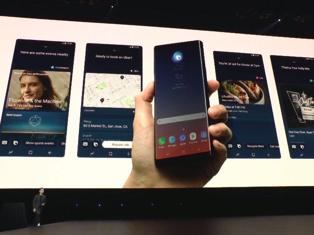 Mengulik Kemampuan Bixby 2.0 di Galaxy Note 9