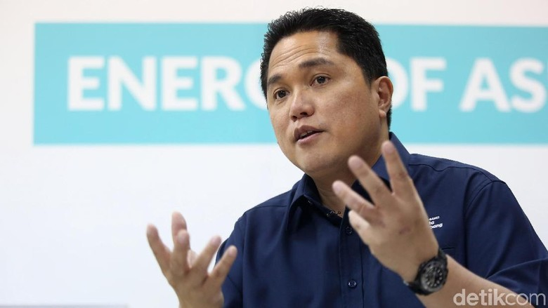 Erick Thohir Jadi Petinggi Oxford United