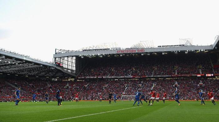 Manchester United menghadapi Leicester City di laga pertama Premier League 2018/19. (Foto: Michael Regan/Getty Images)