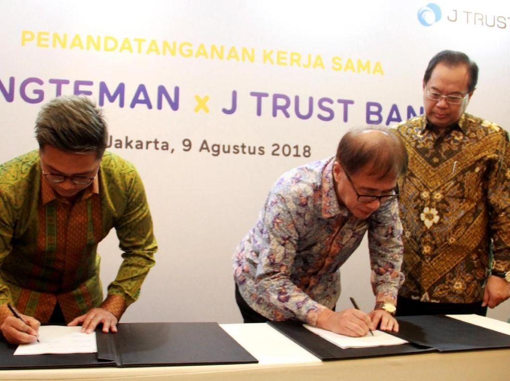 J Trust Bank Dorong Kemajuan Fintech Indonesia
