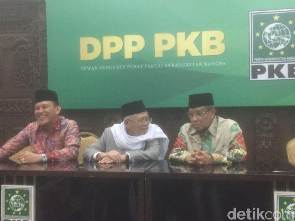 Said Aqil: PKB dan PBNU Harus Sukseskan Jokowi-Maruf Amin