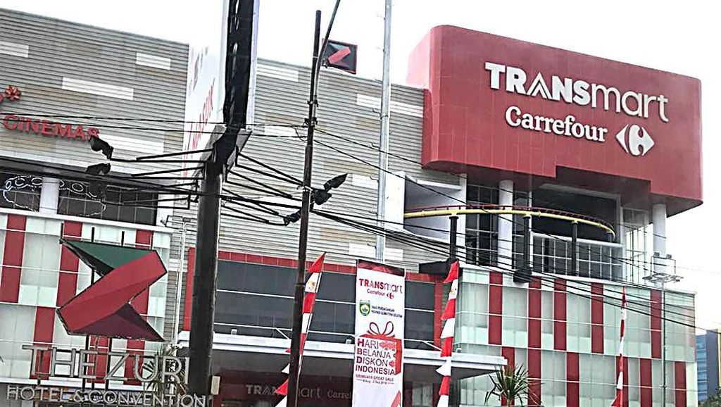 Support Event HBDI, Transmart Carrefour Melimpah Diskon!