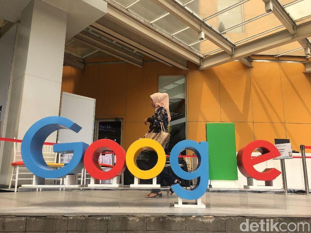 Genap Berusia 20 Tahun, Begini Sepak Terjang Google