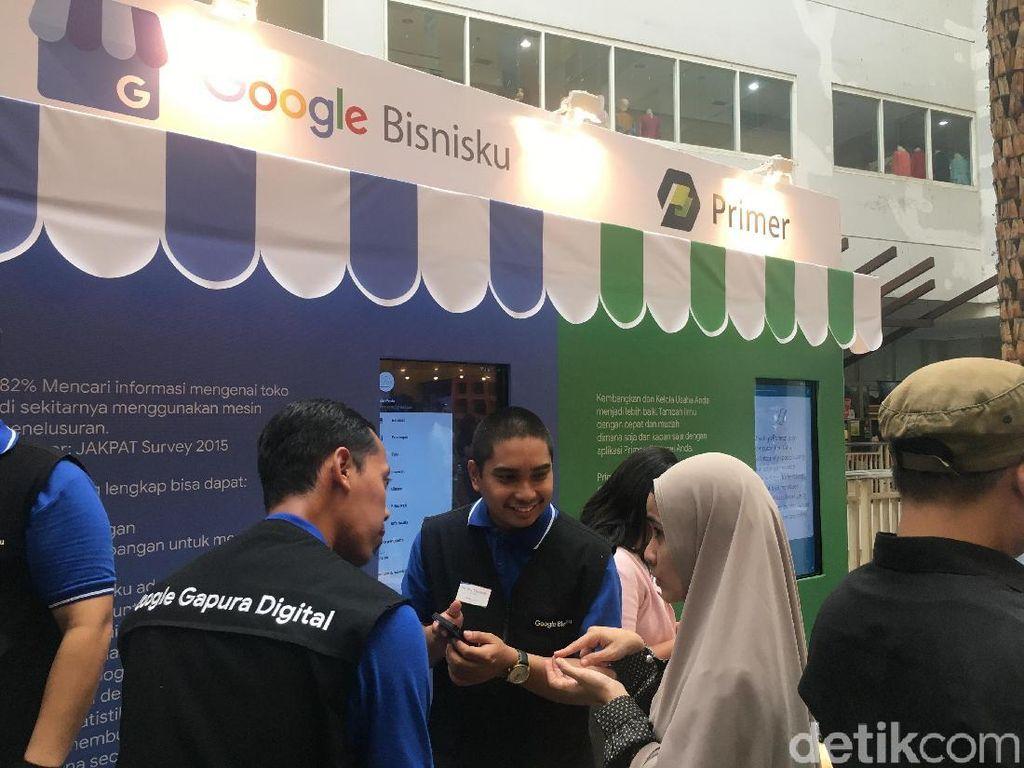 Google Gembleng Sejuta UKM Indonesia