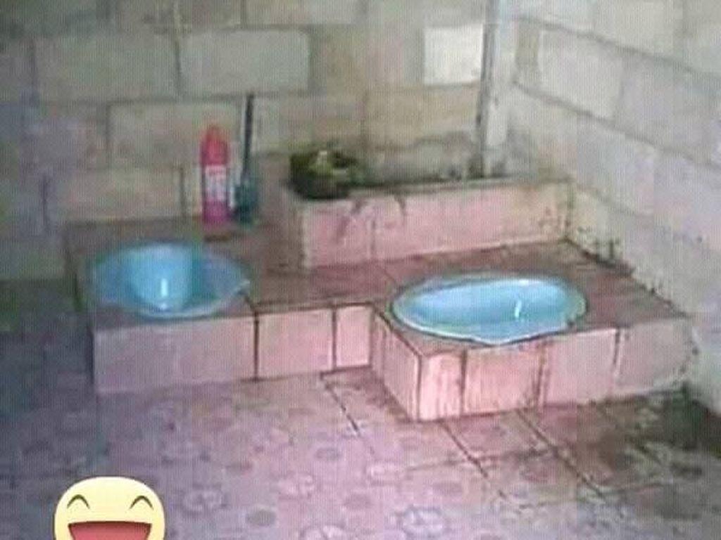 Kumpulan Desain Toilet Kocak yang Bikin Garuk-garuk Kepala