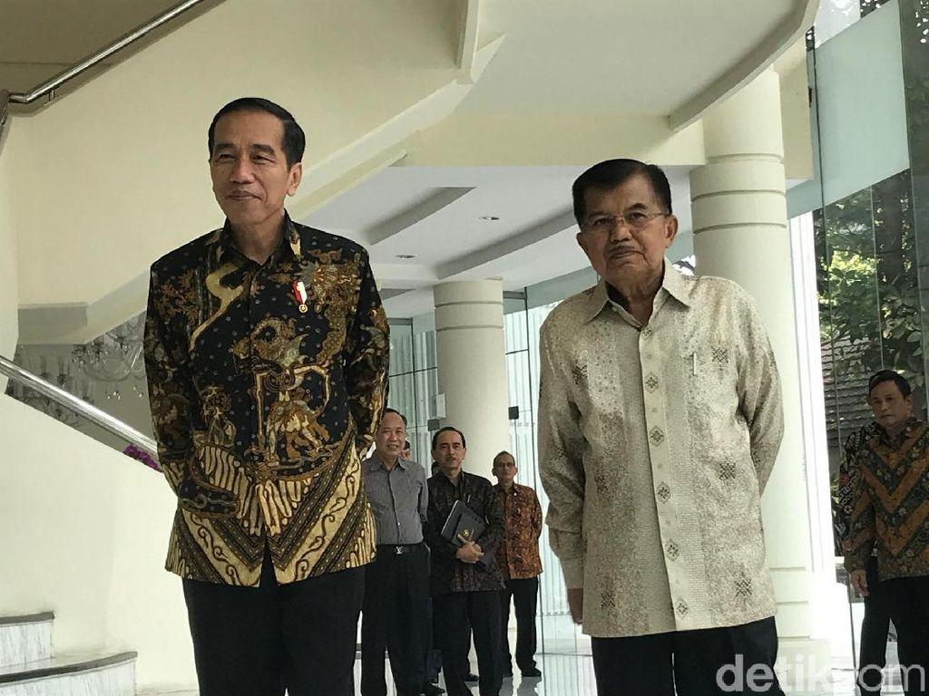 Jokowi Pastikan Daftar ke KPU Besok Pagi, Siapa Cawapresnya?