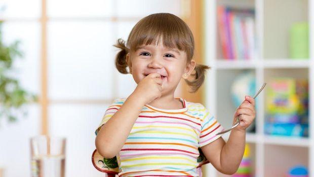 5 Tips agar Berat Badan Anak Ideal