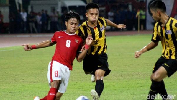 Ucapan Syukur Fakhri Usai Timnas U-16 Taklukkan Malaysia yang Tangguh
