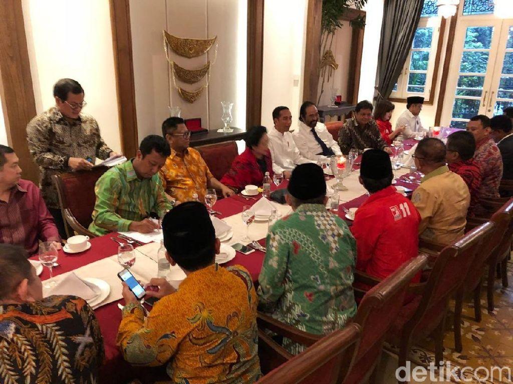 Plataran Menteng Saksi Bisu Deklarasi Cawapres Jokowi