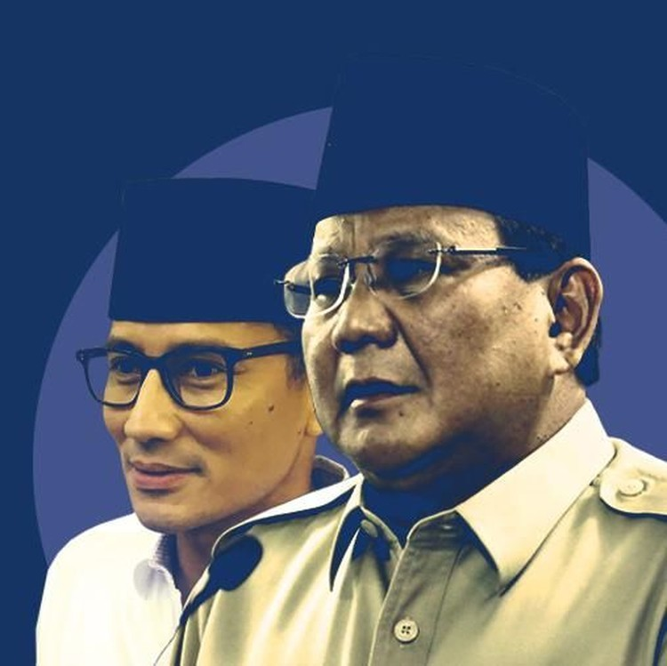 Prabowo dan The Invisible Power