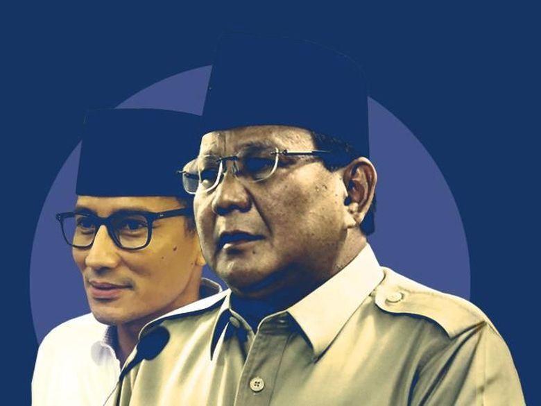 Prabowo-Sandi Ditargetkan Raup 60 Persen Suara di Jateng
