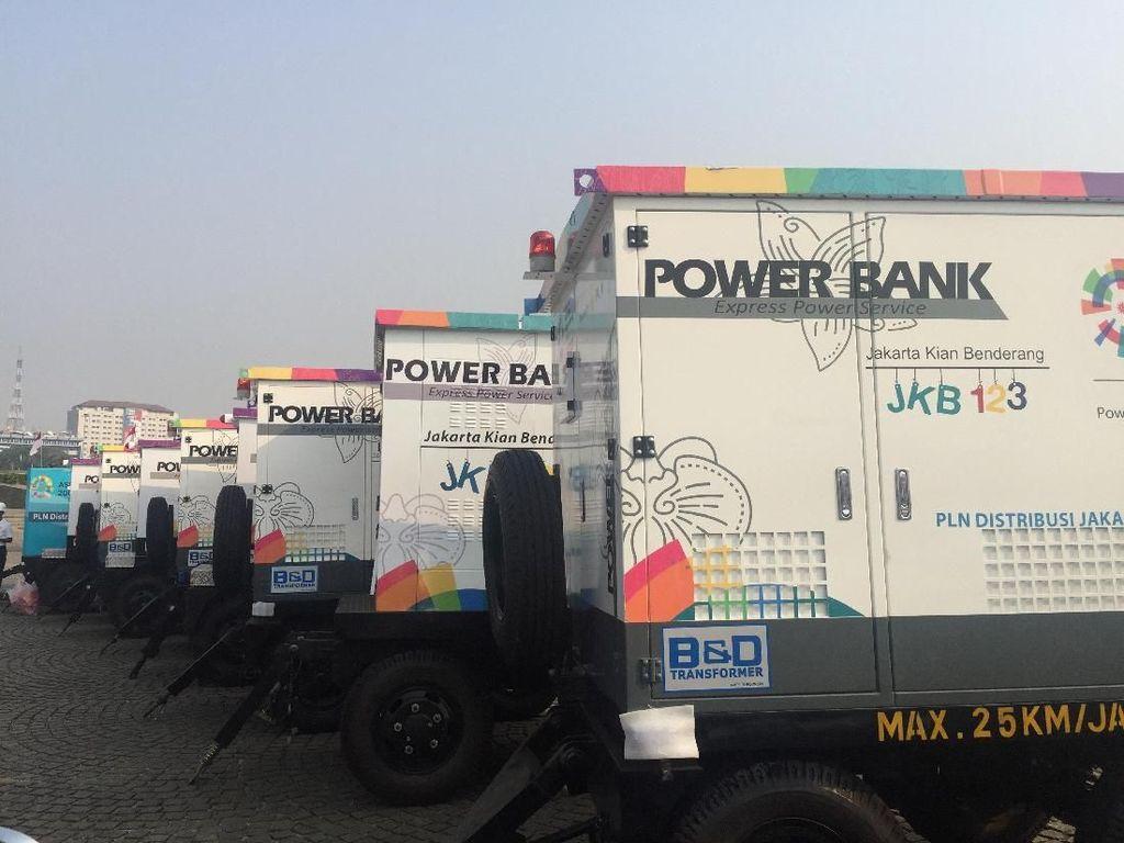 PLN Siapkan Power Bank Raksasa Amankan Listrik Asian Games