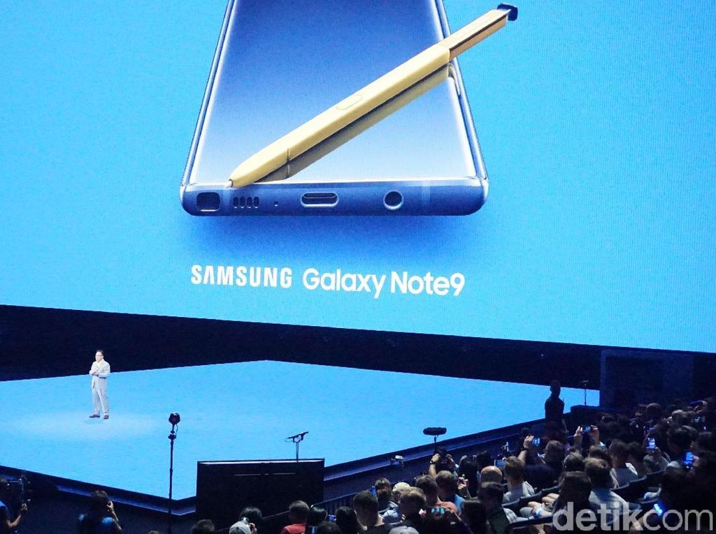Ini Kehebatan S-Pen di Galaxy Note 9