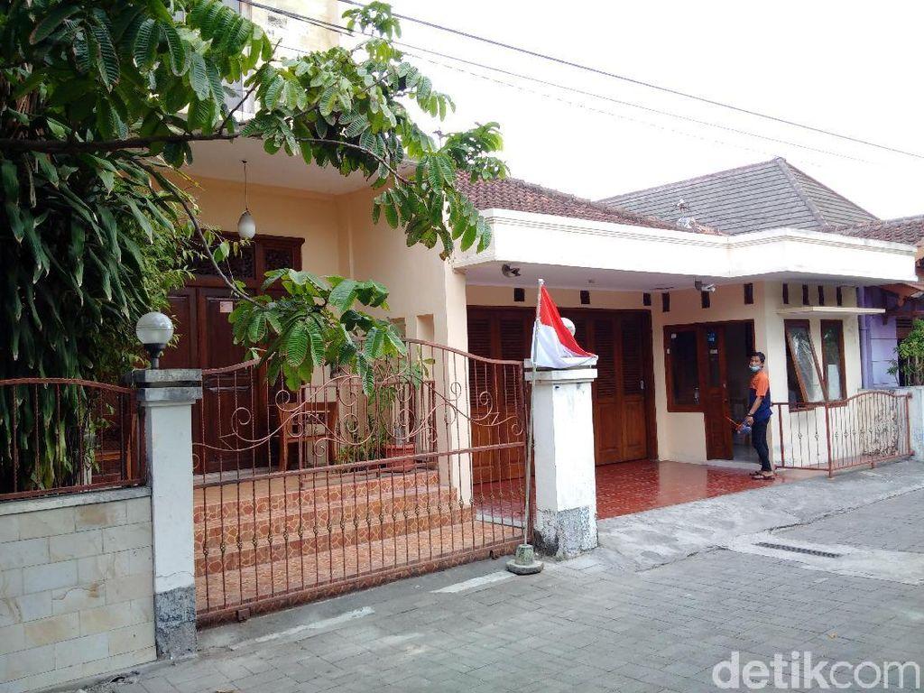Calon Kuat Cawapres Jokowi, Begini Suasana Rumah Mahfud di Sleman