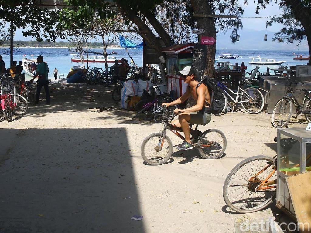 Jumlah Turis Masuk RI Turun, Pertemuan IMF-WB Tak Berdampak