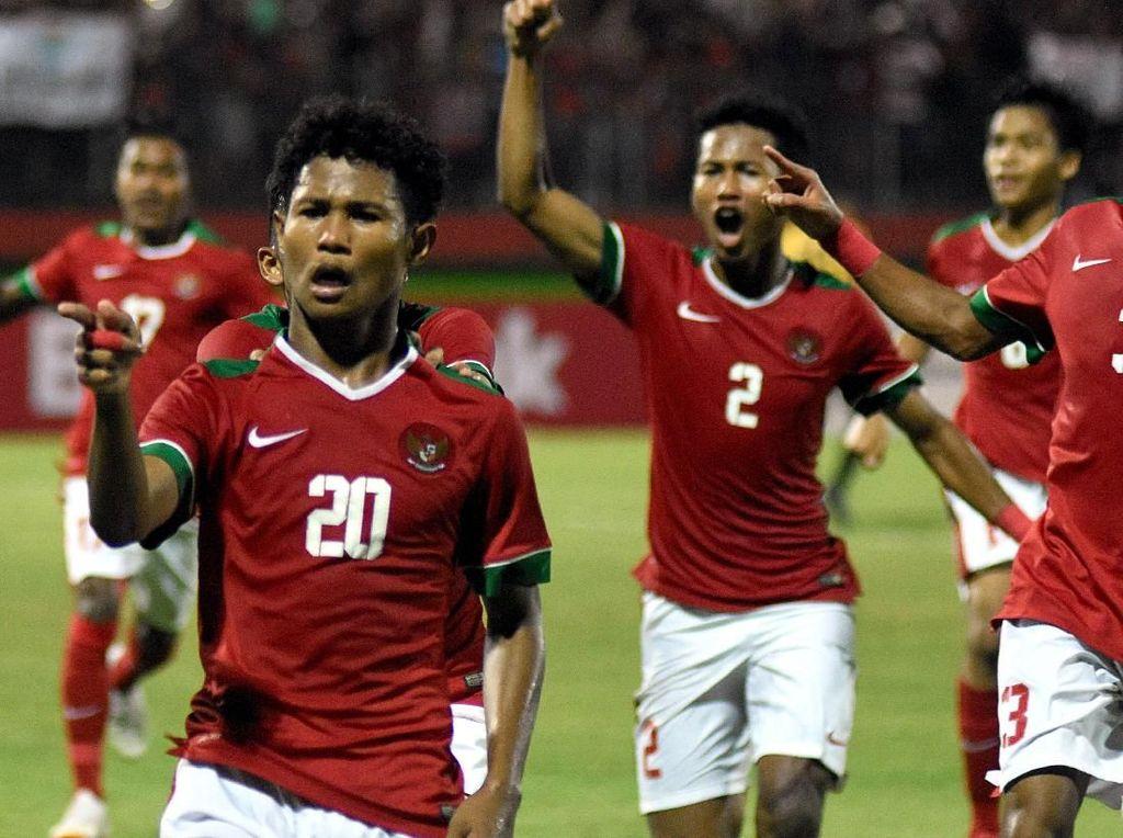 Indonesia ke Laga Puncak Piala AFF U-16