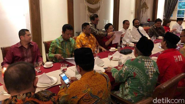 Hary Tanoe: Tak Ada Kesempatan Lagi Demokrat Merapat ke Jokowi