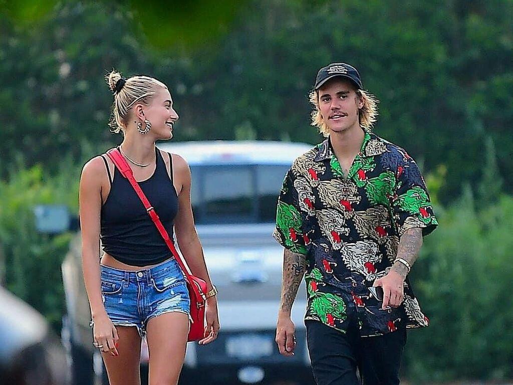 Prank Kehamilan Hailey Baldwin Dikritik, Justin Bieber Minta Maaf