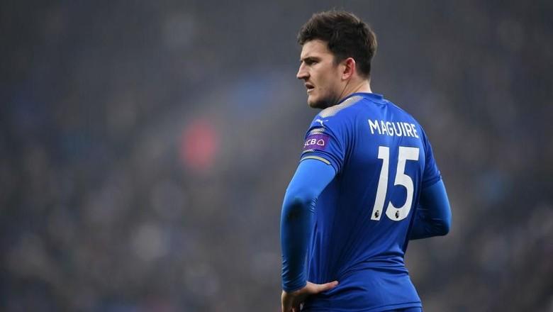 Puel: Maguire Akan ke Manchester ... untuk Tanding Lawan MU